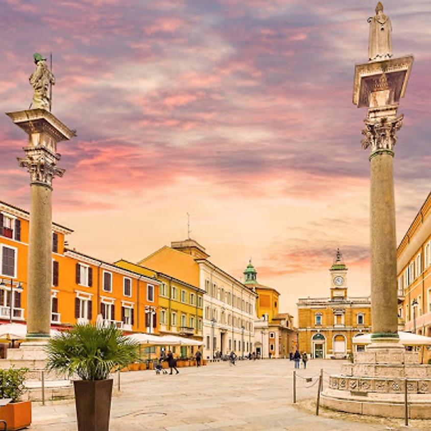 Viaggio virtuale a Ravenna
