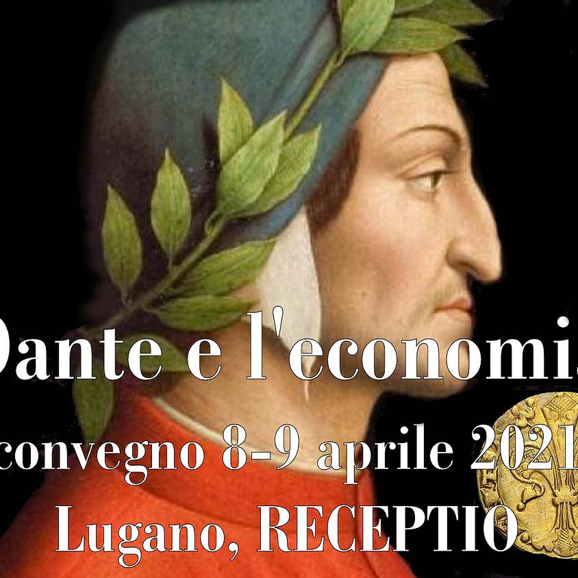 Dante e l'economia | Convegno di studi danteschi