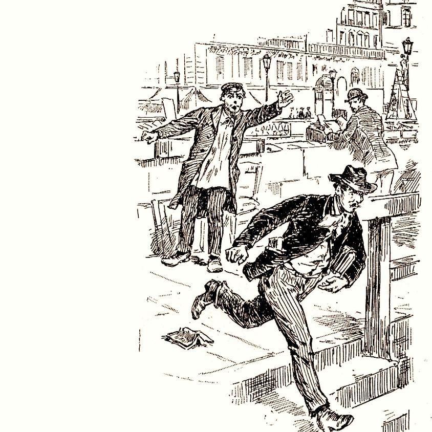 Ladri di biblioteche nell'Ottocento