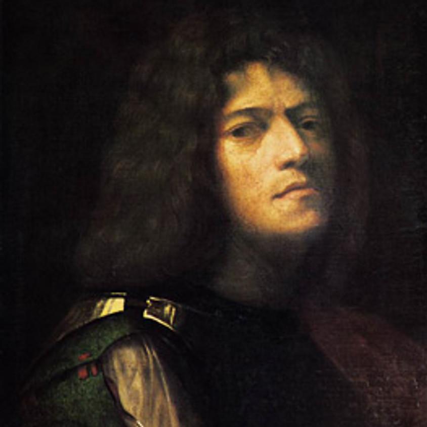 Isabella D'Este Gonzaga e Giorgione