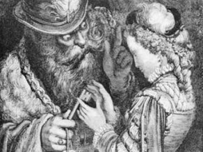 A MYTH'S GENESIS: THE METAMORPHOSIS OF CONOMARK, ORIGINAL OF PERRAULT'S BLUEBEARD, AND THE PROPH