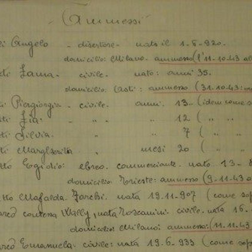Sul confine italo-svizzero: 1943-45 ebrei in fuga dall'Italia fascista