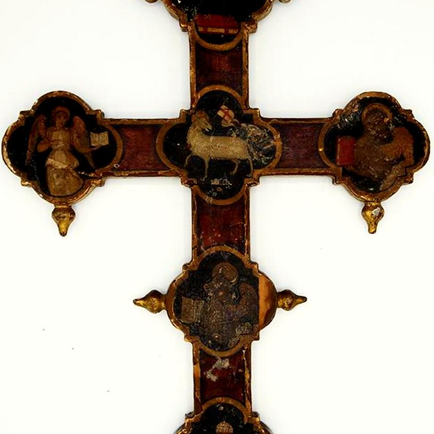 [DAL VIVO] Il Crocifisso ligneo dipinto ritrovato a Lugano