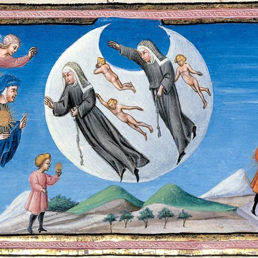 Settimana della lingua italiana: miniature e illustrazioni della Divina Commedia