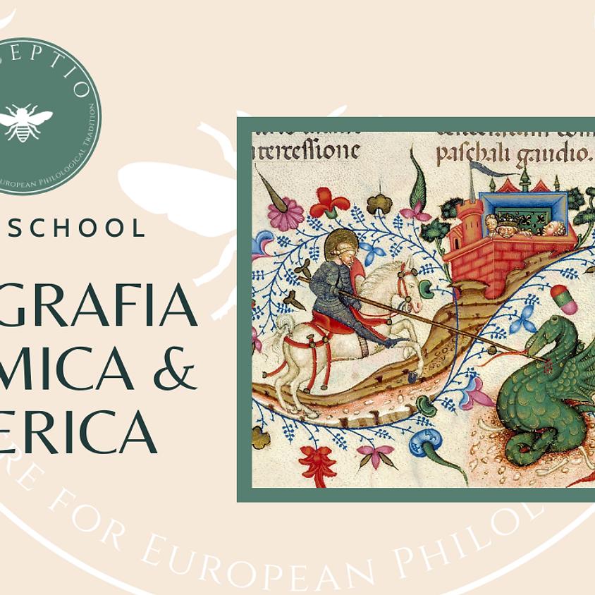 """SUMMER SCHOOL """"ICONOGRAFIA ALCHEMICA & ESOTERICA"""""""
