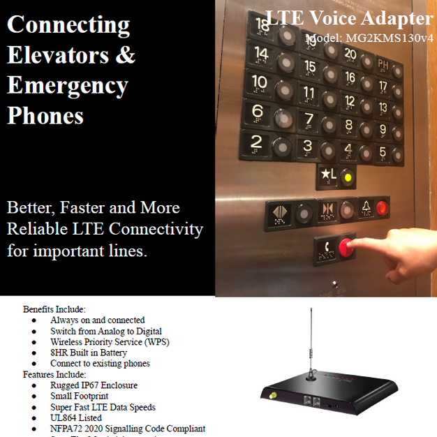 LTE Voice Adapter
