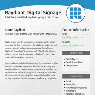 Raydiant Overview