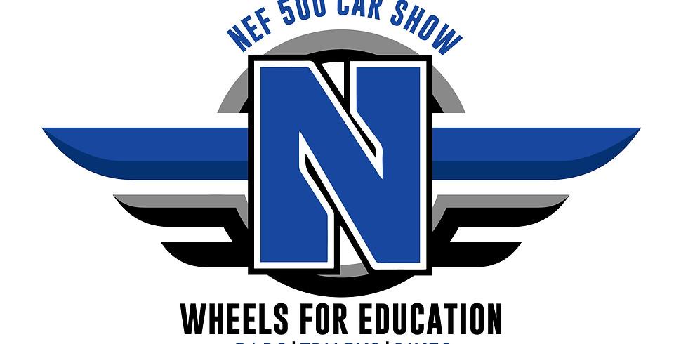 Newcastle Education Foundation Wheels for Education