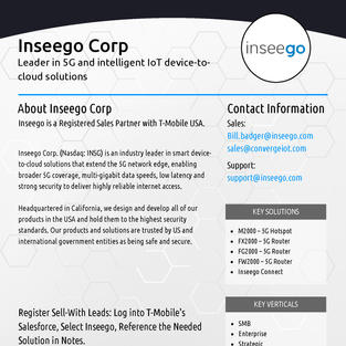 Inseego Overview