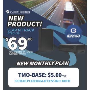 Slap N Track ATB01-36
