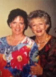 Kathleen Edelman + Florence Littauer
