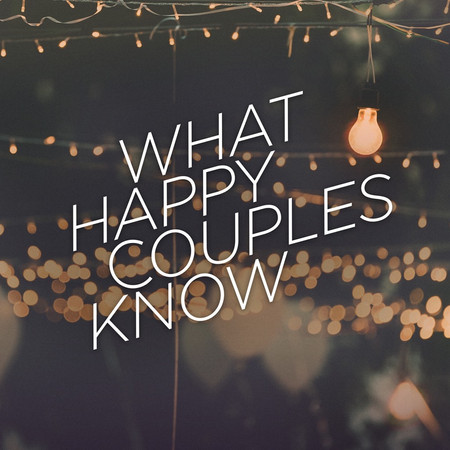 """Three secrets for ending up """"happily ever after."""""""