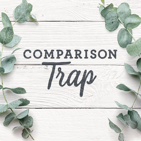 Comparison Is Never-Ending and Exhausting.
