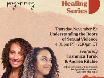 Survivor Healing Online