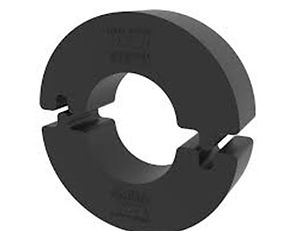 rubber support inserts