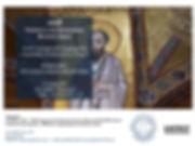Seminario Hagiografia Bizantina Dr Ubier