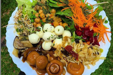 Restaurante Vegetariano Alquimia do sabo