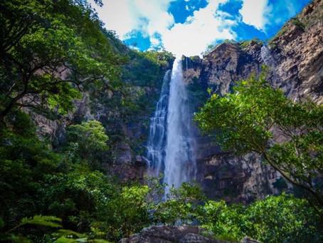 Label, conheça a maior cachoeira da Chapada dos Veadeiros e do estado de Goiás