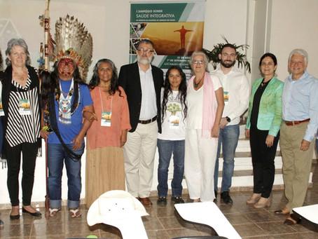 Alto Paraíso de Goiás lança projeto para incluir terapias integrativas no Sistema de Saúde Pública