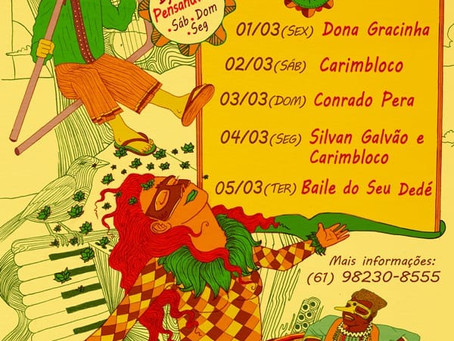 4 opções para curtir o Carnaval na Chapada dos Veadeiros