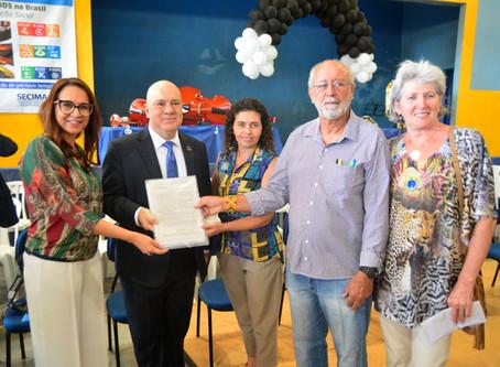 ONU e Governo de Goiás firmam parceria para transformar Alto Paraíso em cidade referência global em