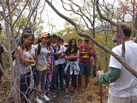 Conheça o IPEARTES, projeto que visa aproximar Alto Paraíso das Metas de Desenvolvimento Sustentável