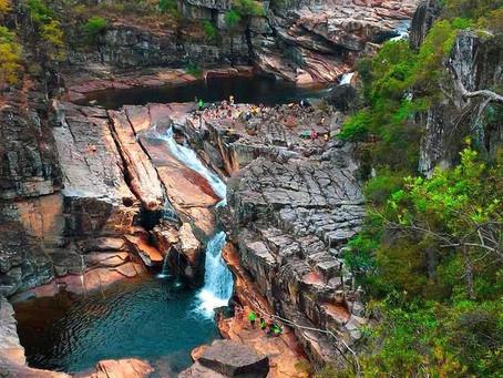 """Você já conheceu a nova trilha do Parque Nacional da Chapada dos Veadeiros? Conheça o """"Carrosse"""