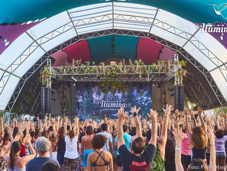 Festival Ilumina 2019 traz yoga, meditação e atrações nacionais para a Chapada dos Veadeiros