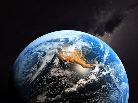 22 de Abril - Comemore o dia da Terra fazendo algo por ela. Pelo menos por HOJE!