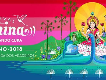 Sexta edição do Festival ILUMINA na Chapada dos Veadeiros