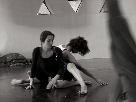 Alto Paraíso também é feito de dança. Encontro de Contato Improvisação acontece em Julho
