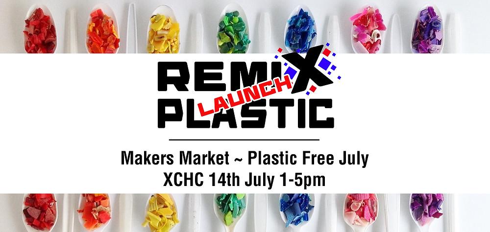 Remix Plastic Launch