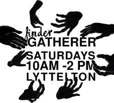 Finder Gatherer Open Saturdays