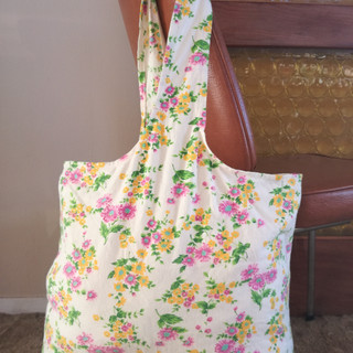 Upcycled Reusable Bags