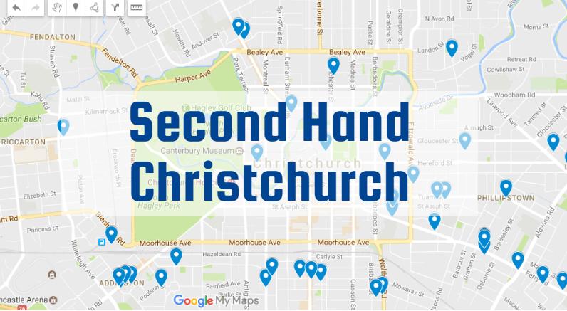 Second Hand Stores Christchurch