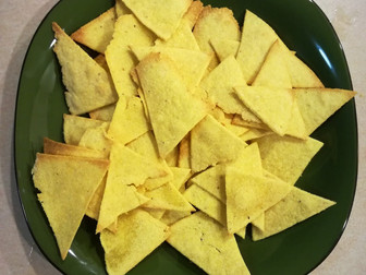 Make Your Own: Corn Chips and Tortillas