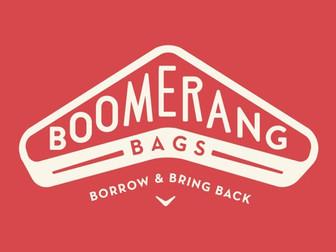 Boomerang Bags Christchurch Edition!