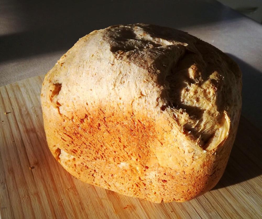 Damn fine loaf of bread