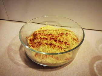 Make Your Own: Tahini-less Hummus