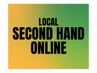 Local Second Hand Online