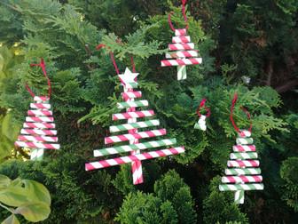 Zero Waste Christmas Decorating