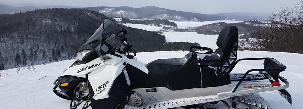 snowmobile ski-doo 600ace