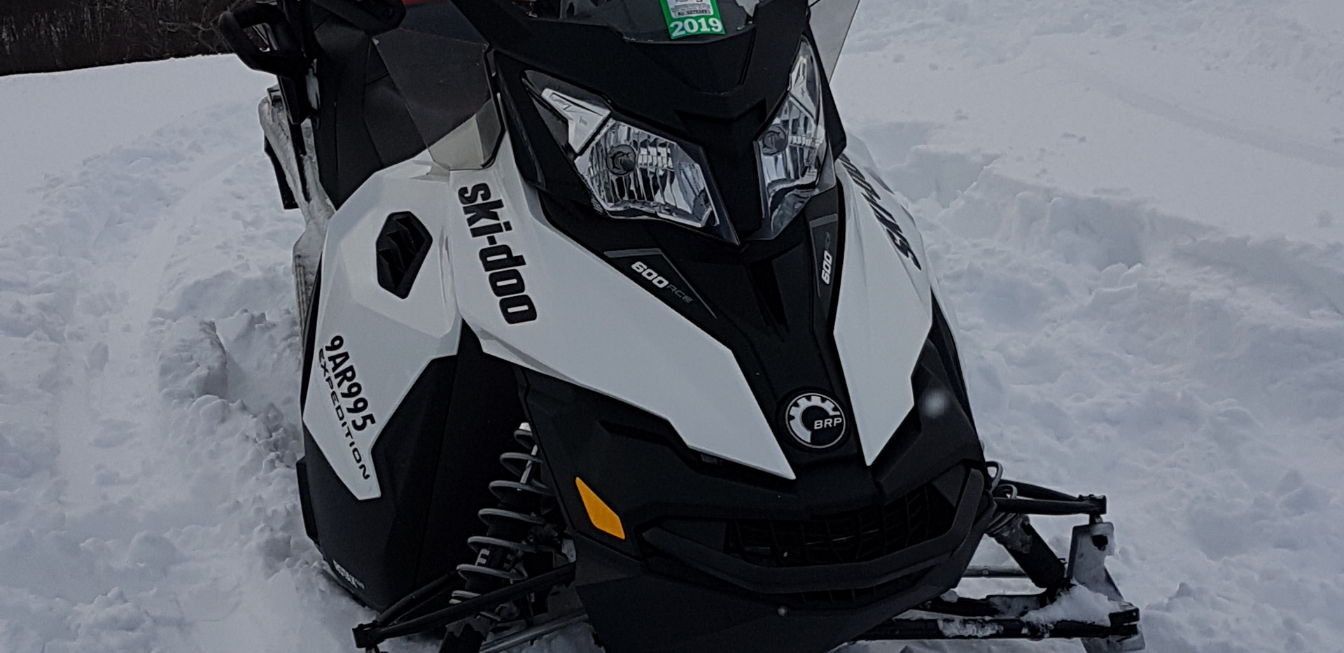 Ski-doo Expedition 600 ace