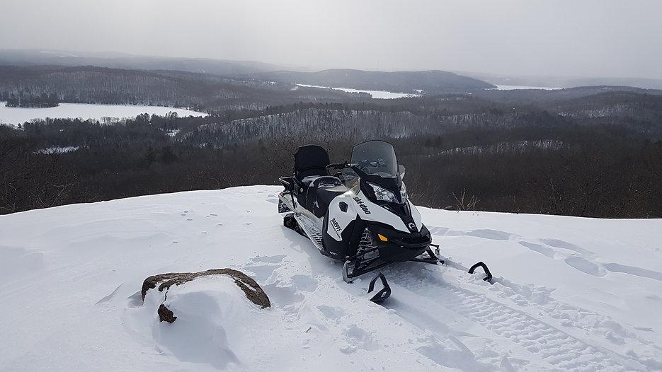 Ski-doo Expedition 600 ace