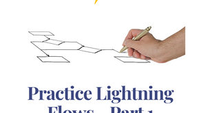 Practice Lightning Flows - Part 1
