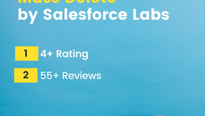 Appexchange Unboxing - Mass Delete by Salesforce Labs