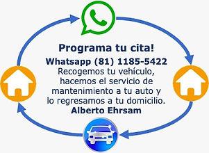 Servicio de Mantenimiento Automotriz