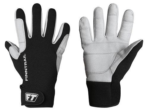 Kombinované rukavice z neoprénu a syntetickej kože