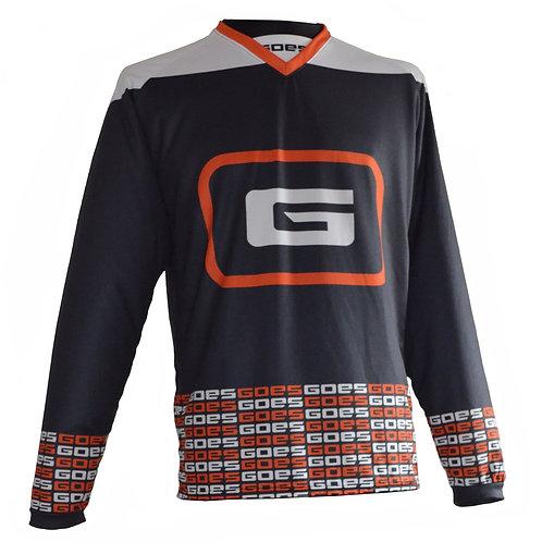 Značkový dres Goes 2015 Black