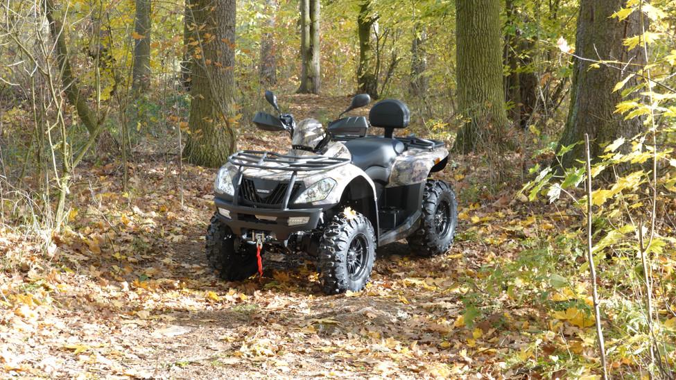 Cobalt 550i Max LTD Camo